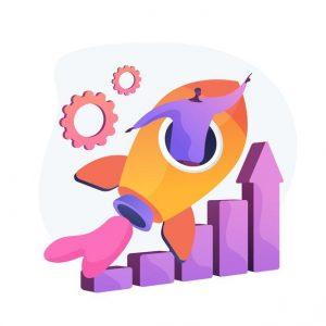 success-achievement-career-aspiration-job-promotion-personal-growth-motivated-worker-businessman-flying-rocket-motivation-determination_335657-2690